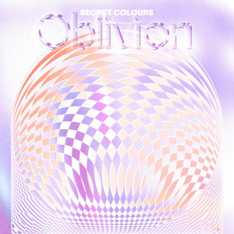 SECRET COLOURS- OBLIVION  (lysergic country rock - IYL BYRDS)   45 RPM