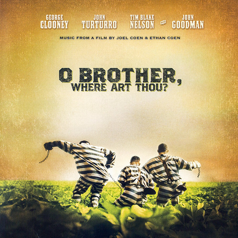 O BROTHER WHERE ART THOU   - SOUNDTRACK  COMPCD