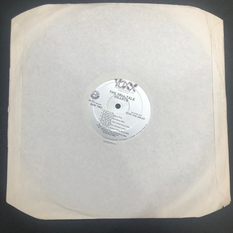 TELLTALE HEARTS- ST VOXX 200.027   - No jacket but mint vinyl   LP