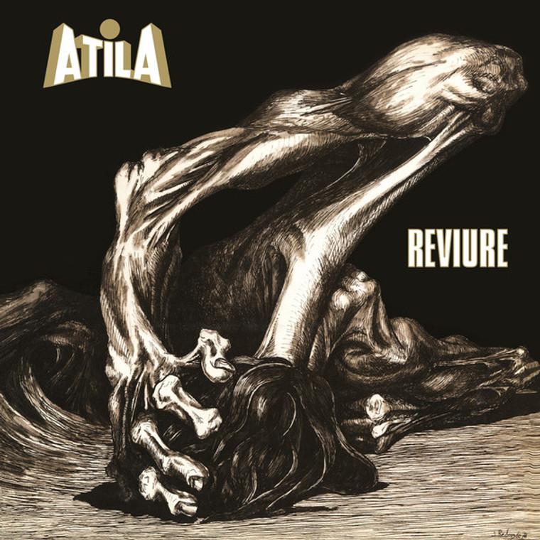 ATILA  -REVIURE (1978 Spanish hard prog/symph)  LP