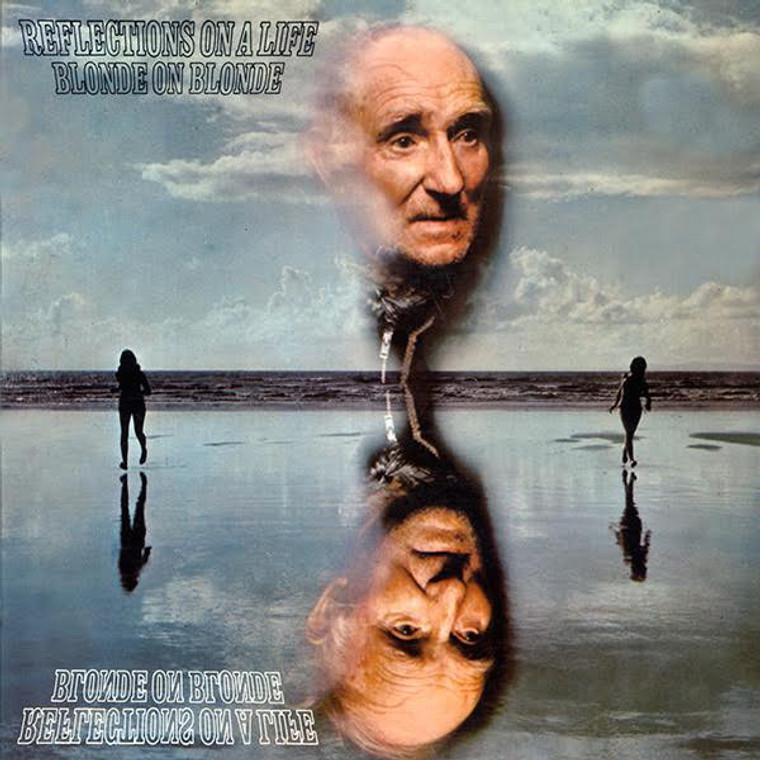 BLONDE ON BLONDE  -REFLECTIONS ON A LIFE (1971 prog psych) GATEFOLD   LP