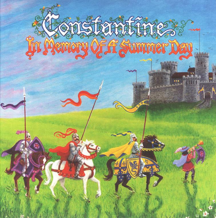 CONSTANTINE   -IN MEMORY OF A SUMMER DAY (Underground psych folk)   LP