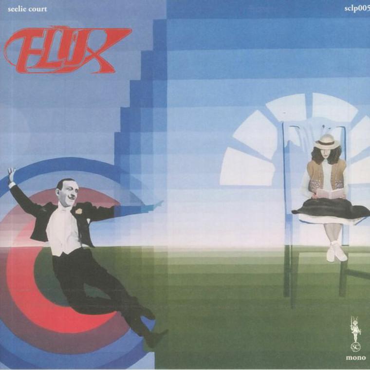 FLUX  -ST (1973 monsterpiece King Crimson style) GATEFOLD   LP