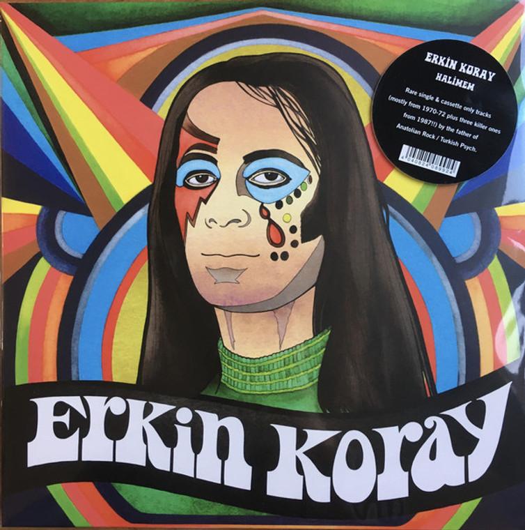 KORAY, ERKIN  -HALIMEM (1972 Anatolian psych/hard rock)  LP