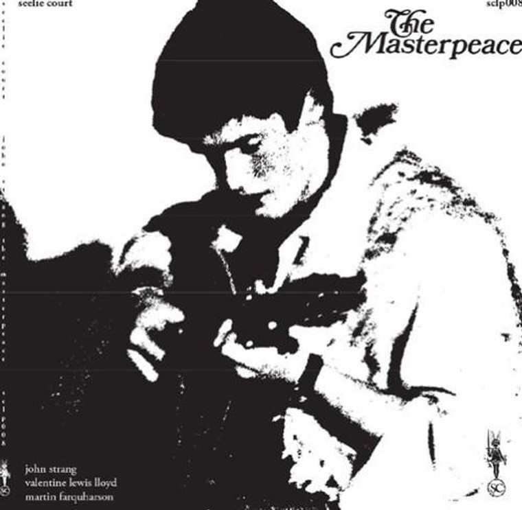 STRANG, JOHN  -THE MASTERPEACE (private press 1968 folk rock rarity)   LP