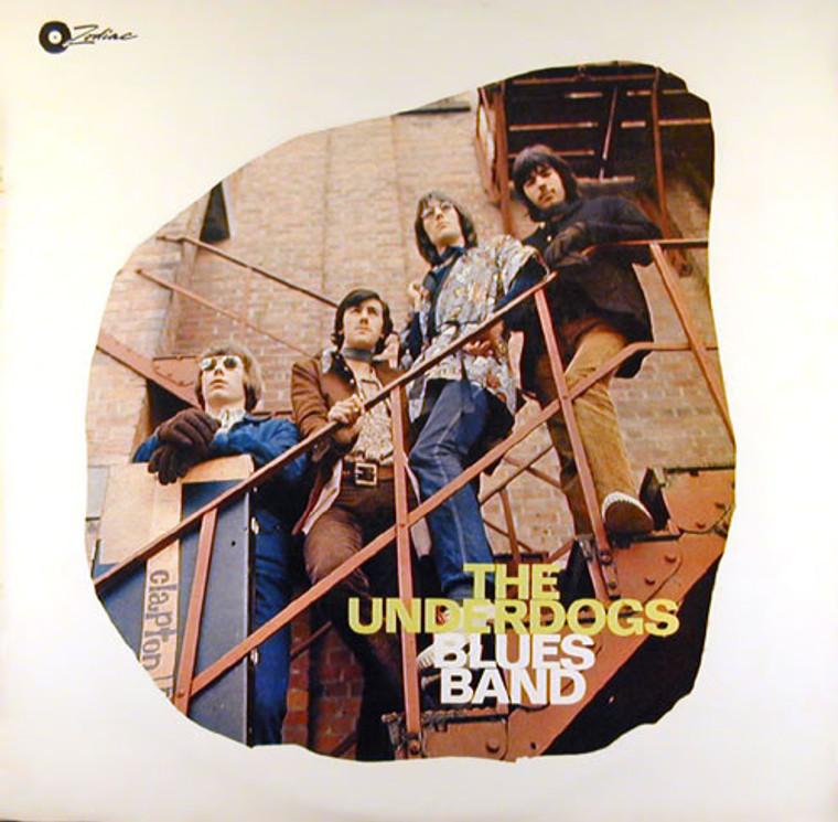 UNDERDOGS BLUES BAND  -ST (1968  legendary electric blues) LP