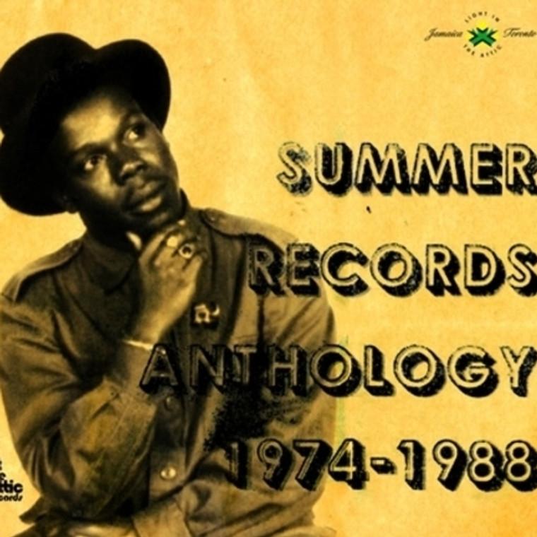 SUMMER RECORDS ANTHOLOGY  (1974-1988)  COMP CD