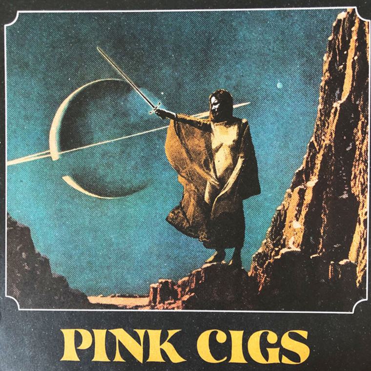 PINK CIGS   -ST (70s style acid blues garage)   CD