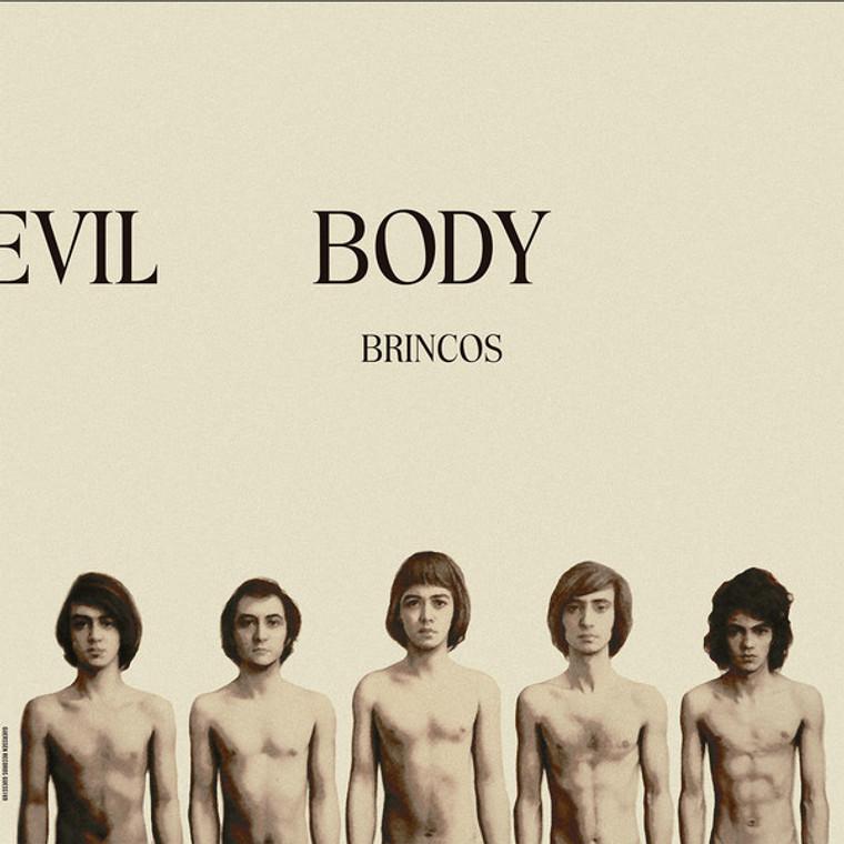 BRINCOS  - WORLD DEVIL BODY/ MUNDO DEMONIO CARNE (Spanish psych/prog masterpiece from 1970(DBL LP)