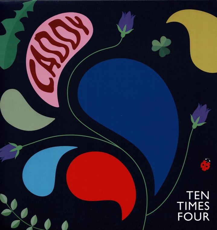 CADDY   - TEN TIMES FOUR (powerpop!)  LP