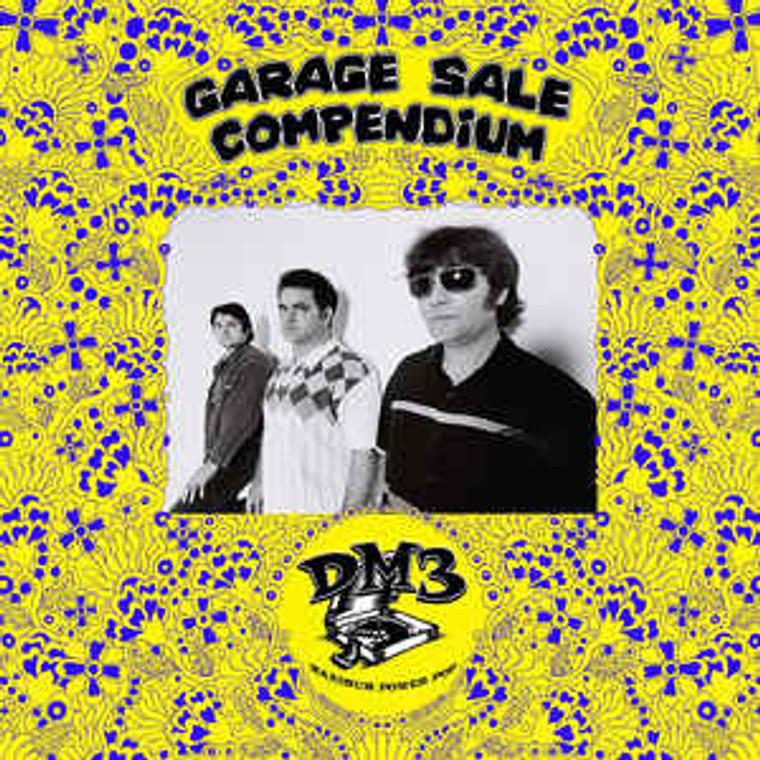 DM3   -GARAGE SALE COMPENDIUM w. DOM MARIANI -GARAGE BASED POWERPOP!)  LP