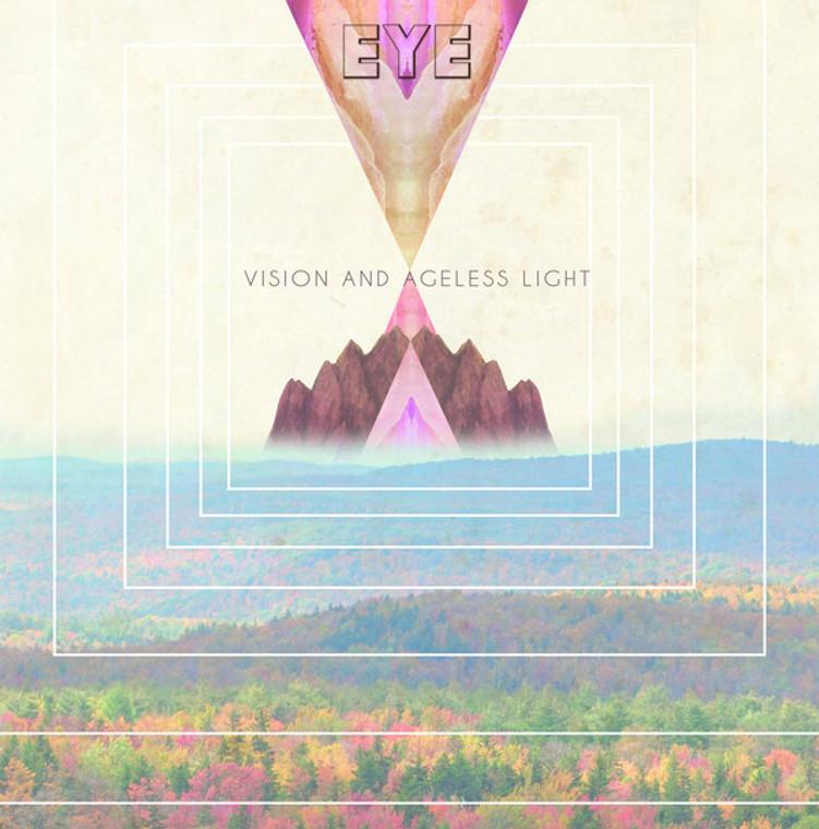 EYE (USA)  VISION AND AGELESS LIGHT (70s Sabbath style)   LP