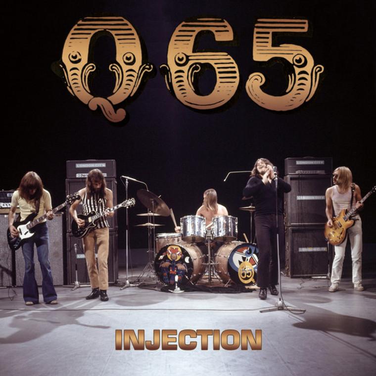 Q65  -INJECTION (70s Dutch beat)  LP