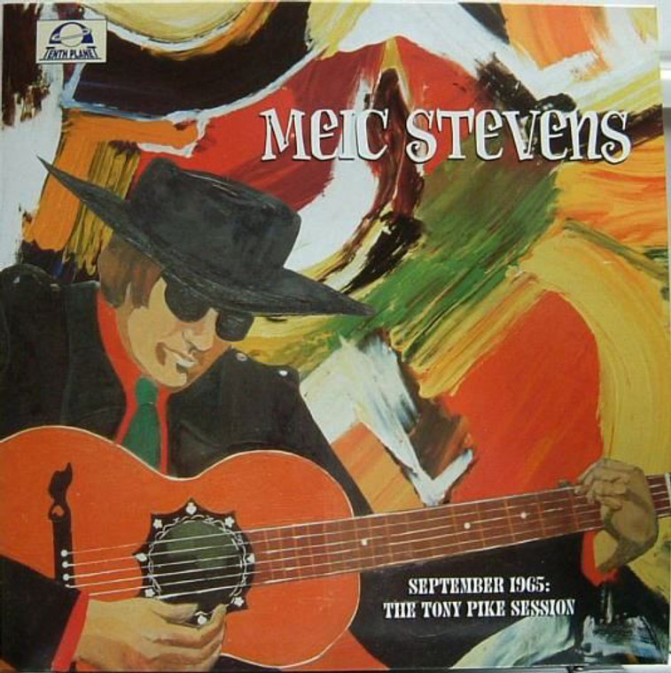 STEVENS, MEIC- SEPTEMBER 1965: TONY PIKE SESSIONS (lost acid folk classic) LP