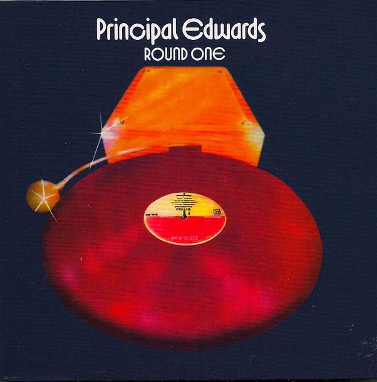 PRINCIPAL EDWARDS  - Round One (60s uk weirdness)  CD
