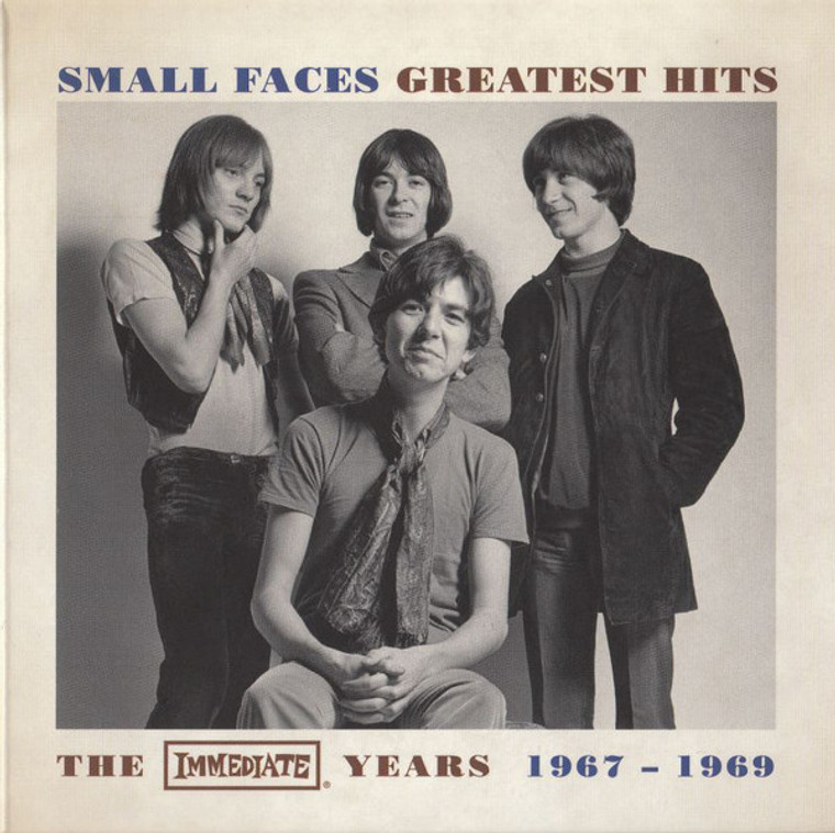 SMALL FACES  -Greatest Hits: Immediate Years-  CD