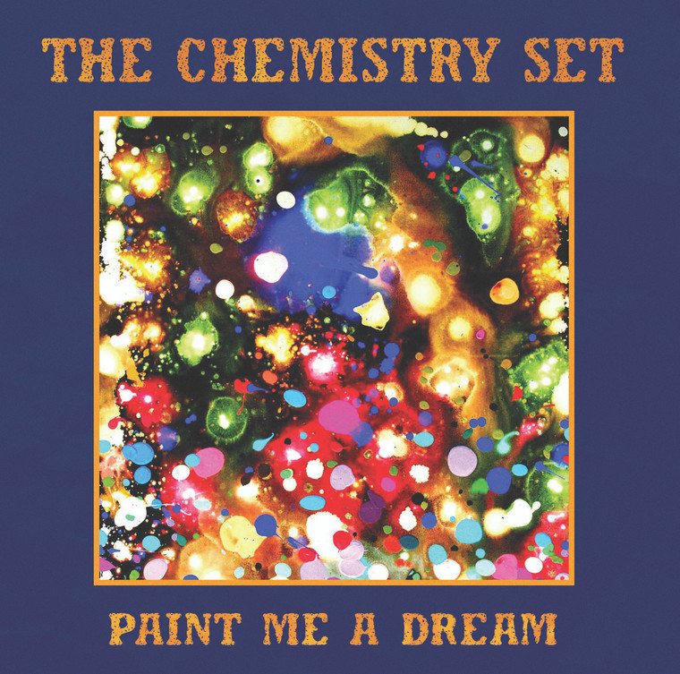 CHEMISTRY SET  - Paint Me a Dream (psych Hendrix,Love style)  45 RPM