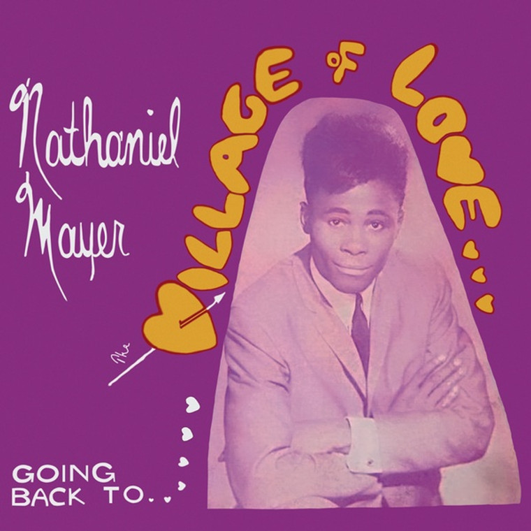 MAYER, NATHANIEL  -GOING BACK TO THE VILLAGE OF LOVE-  LP