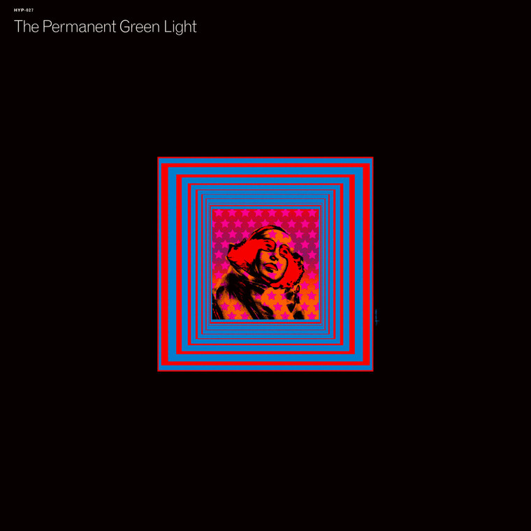 PERMANENT GREEN LIGHT   - Enormous Highs (psych tinged power pop)  45 RPM
