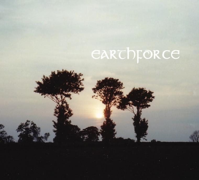 EARTHFORCE  -Ultra rare mid-70s UK acid folk  LP + 12-page booklet  LP