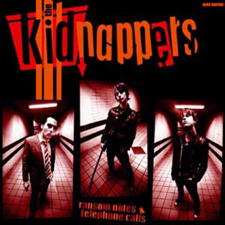 KIDNAPPERS   -RANSOM NOTES AND TELEPHONE CALLS (power pop Nick Lowe/Cheap Trick style!)   CD