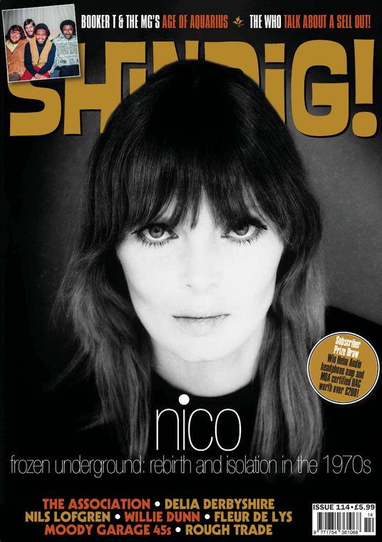 SHINDIG!  -#114 - NICO  -BOOKS & MAGS