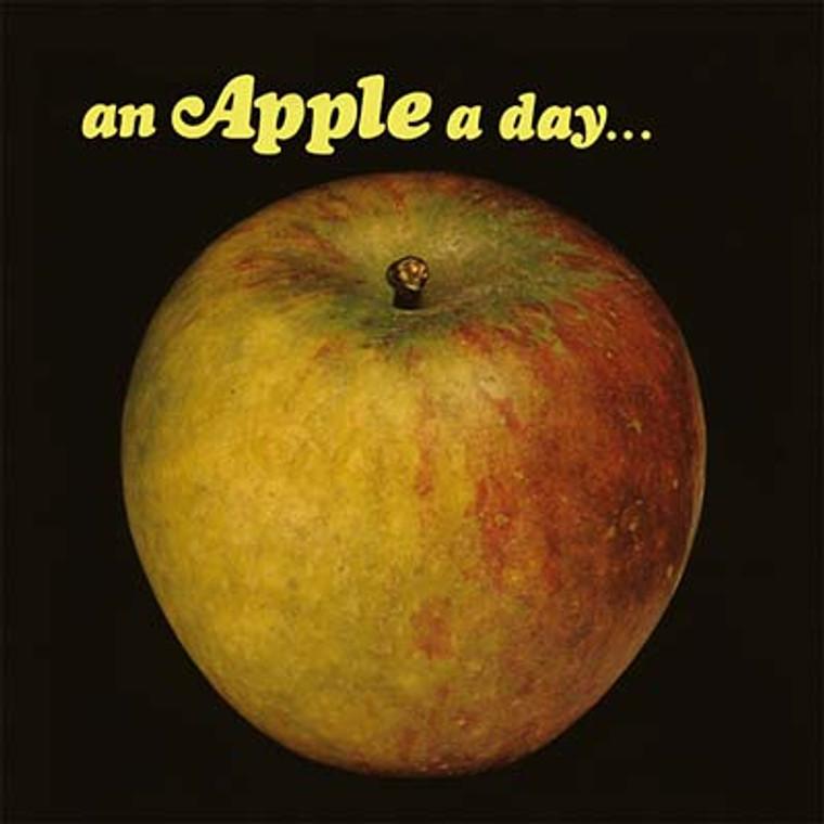 APPLE  - An Apple a Day(rare 60s garage pop psych 1969)  180 GRAM plus insert LP