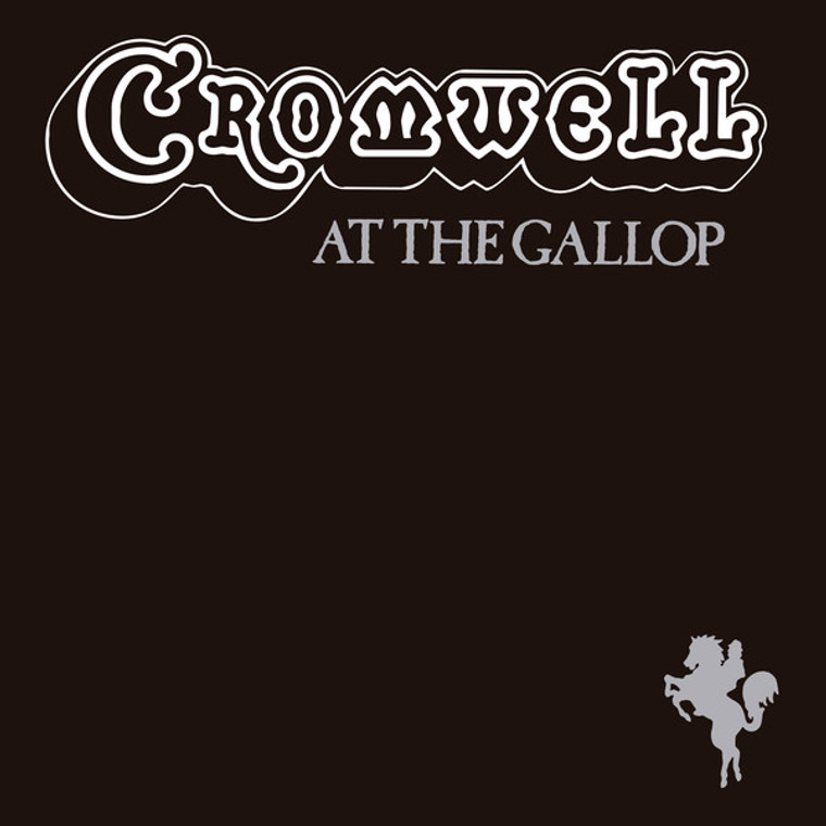 CROMWELL   -At the Gallop (1975 proto metal R&R)  LP