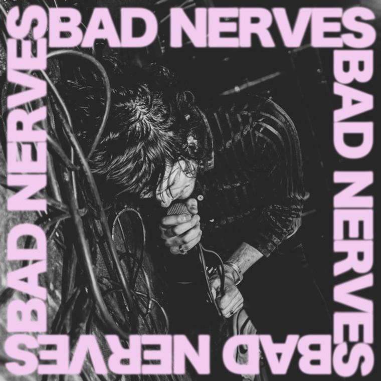 BAD NERVES   -ST (Brit garage IYL Ramones/Clash/STrokes-   CD
