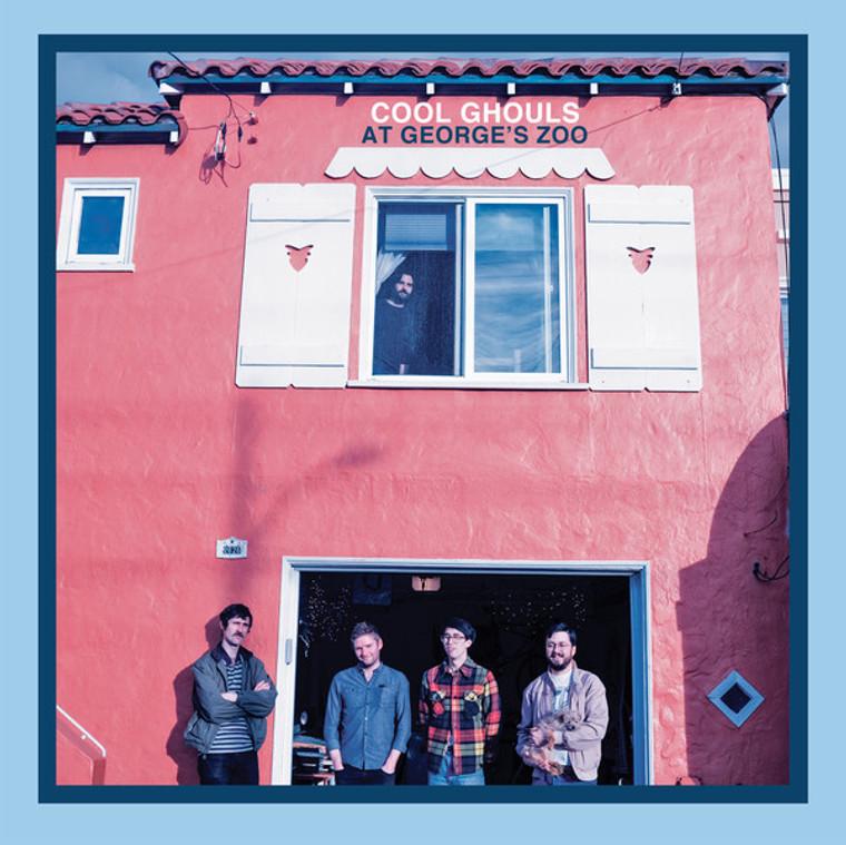 COOL GHOULS  - AT GEORGE'S ZOO (SF based garage pop)  CD