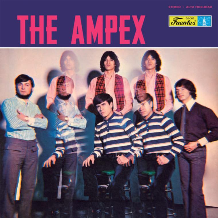 AMPEX   -ST (67 garage IYL Yardbirds/Raiders/Byrds etc-  LP