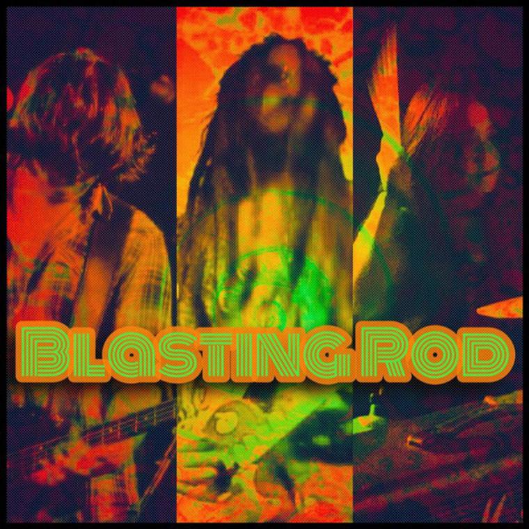 BLASTING ROD - III    LP