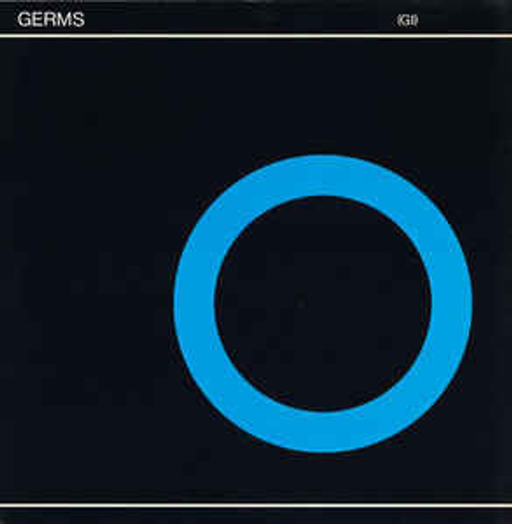 GERMS   - GI (1979 all-time classic punk album.)   LP
