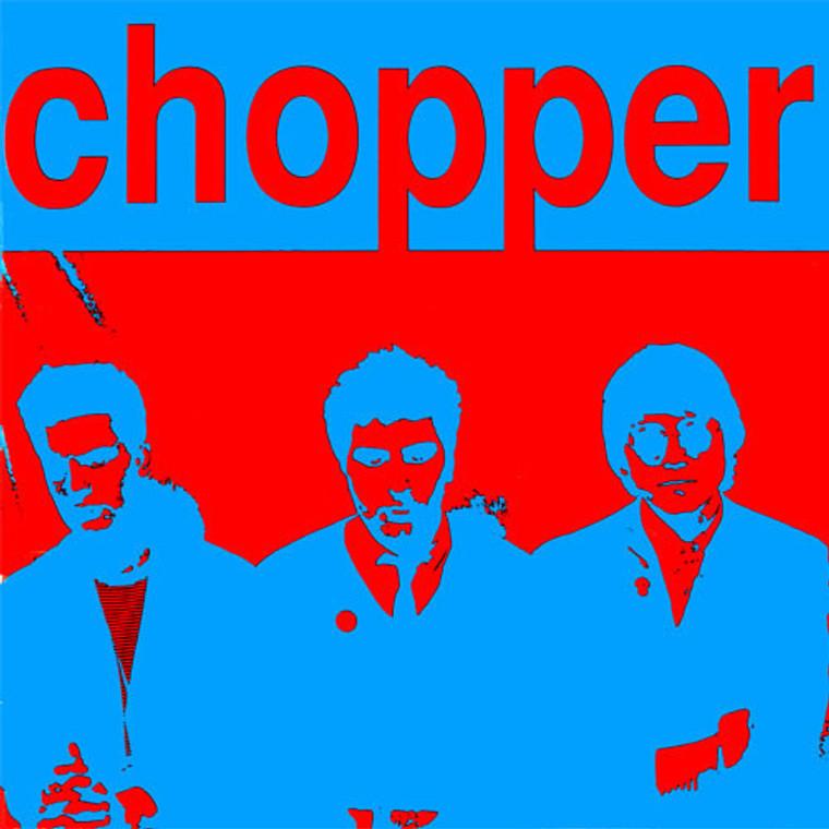 CHOPPER  -ST (Guitar power pop W British invasion covers)   CD