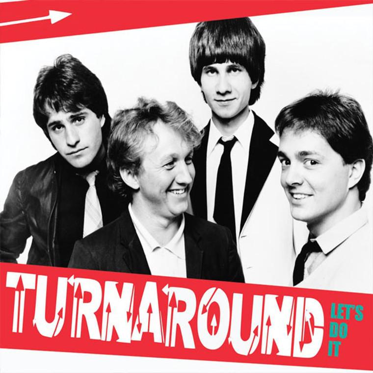 TURNAROUND  -LET'S DO IT (1982 Aussie jangly power pop)  CD