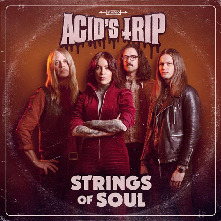 ACID'S TRIP  -STRINGS OF SOUL (high energy r&R)  CD