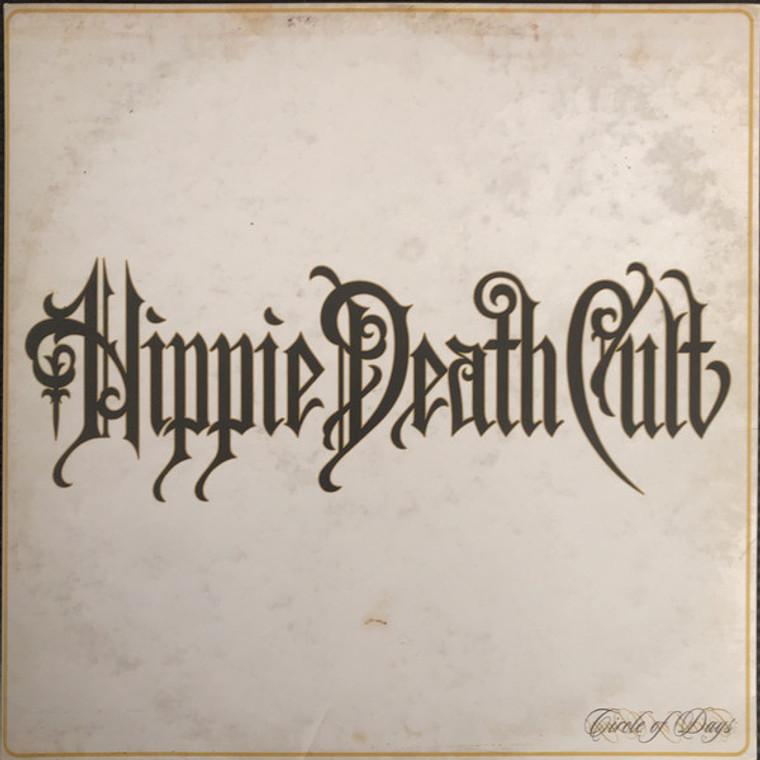 HIPPIE DEATH CULT   -CIRCLE OF DAYS (R&R/metal infl.)  CD