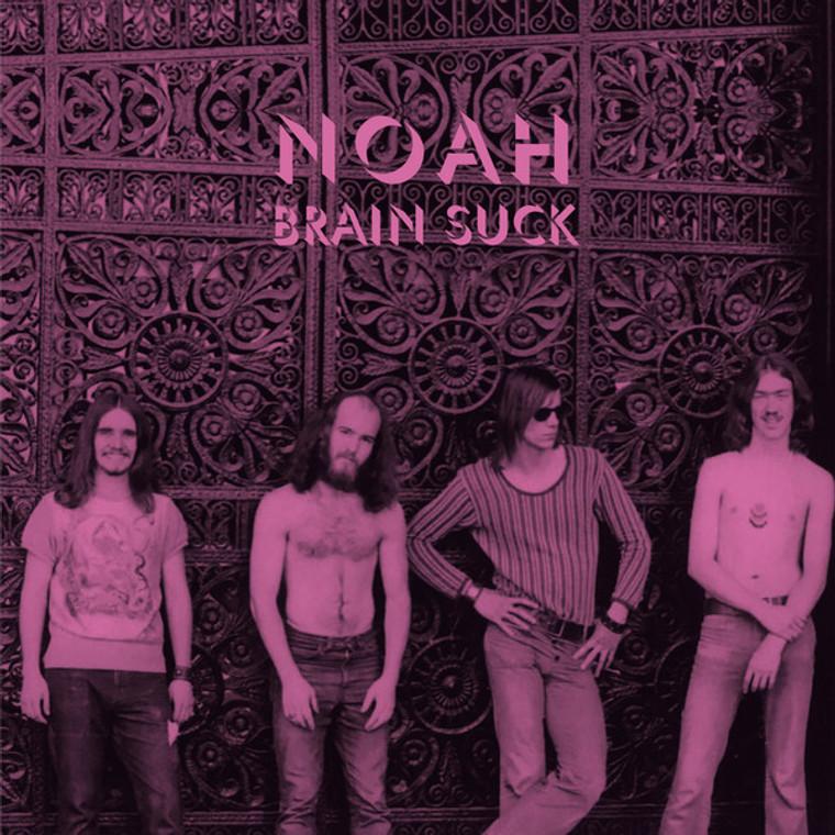 NOAH  - BRAIN SUCK (1972 US hard psych Blue Cheer style)  CD