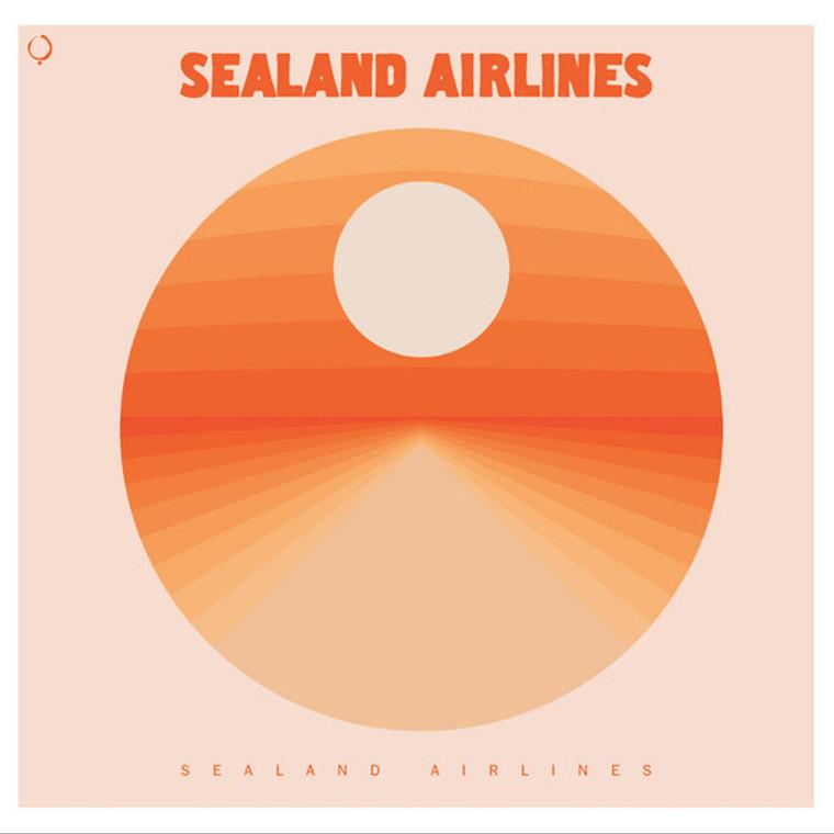 SEALAND AIRLINES  -ST (prog rock IYL BLue Oyster Cult/Pink Floyd)   CD