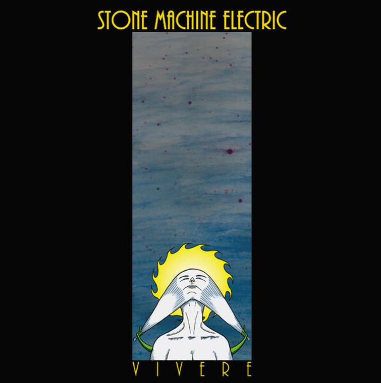 STONE MACHINE ELECTRIC  -VIVERE (stoner blues psych) CD