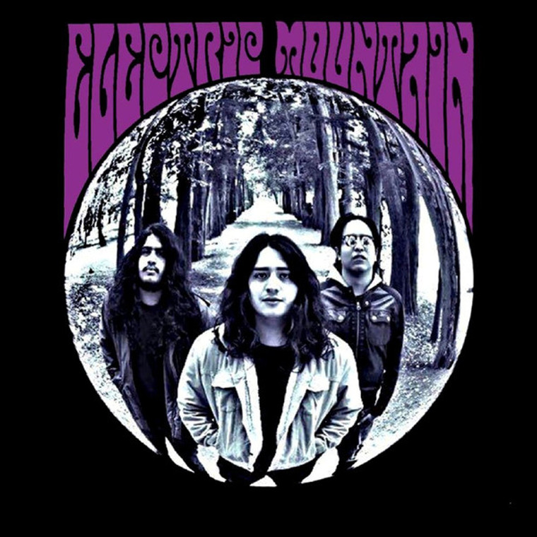 ELECTRIC MOUNTAIN    - ST(Mexican stoner rock)    LP