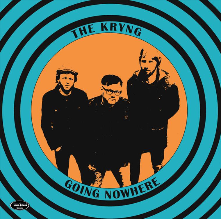 KRYNG  -GOING NOWHERE(garage punk/power pop)  LP