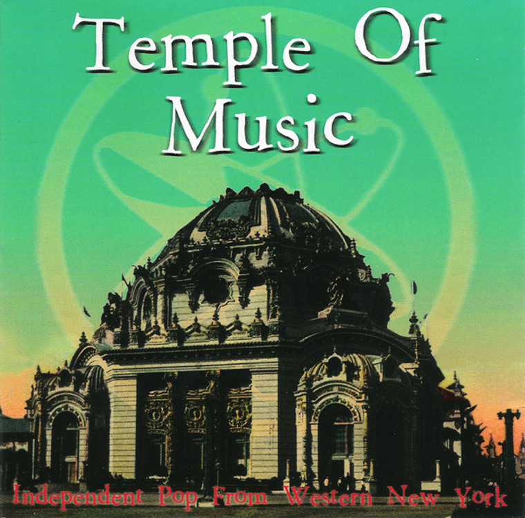 TEMPLE OF MUSIC  - Pop From Western New York (power pop/indie rock)  CD
