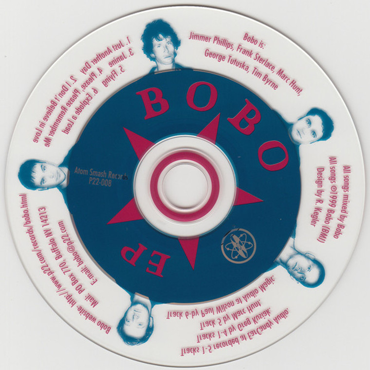 BO BO- ST  (Stiff-era pub punk of Wreckless Eric, Dr. Feelgood, and the 101ers.)  CD