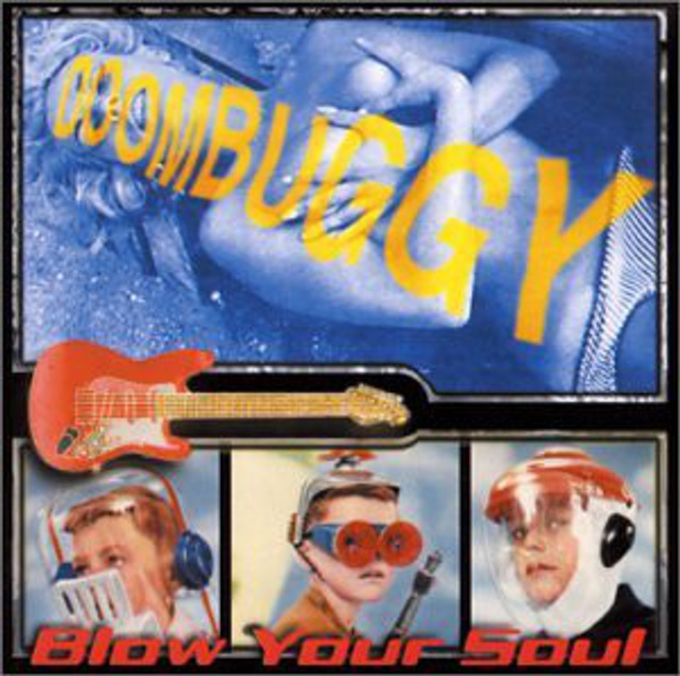 DOOMBUGGY  -Blow Your Soul  (Damned/Archies punk bubble bum!)  CD