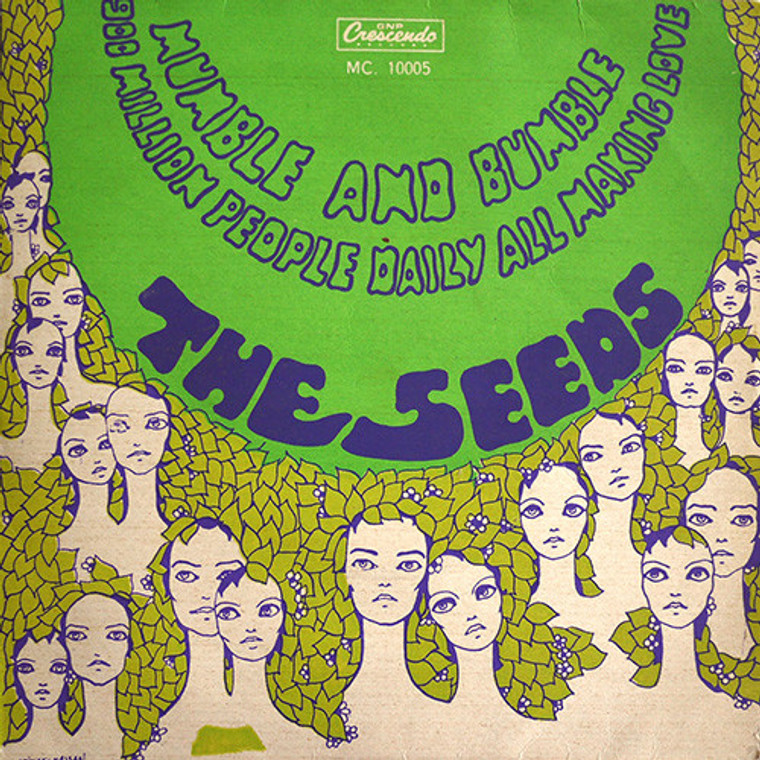 SEEDS   - Mumble and Bumble-  45 RPM