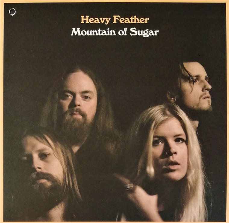 HEAVY FEATHER   - MOUNTAIN OF SUGAR (60s/70s rock psych vibe)   CD