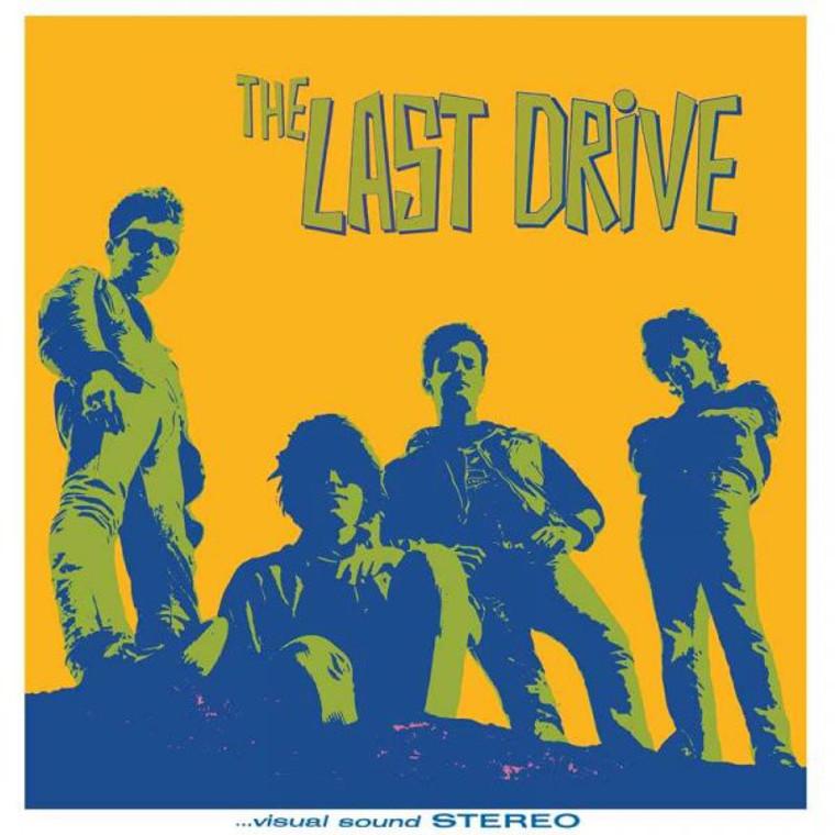 LAST DRIVE  - UNDERWORLD SHAKEDOWN (Greek undergound rock, former VOXX artists!)   LP