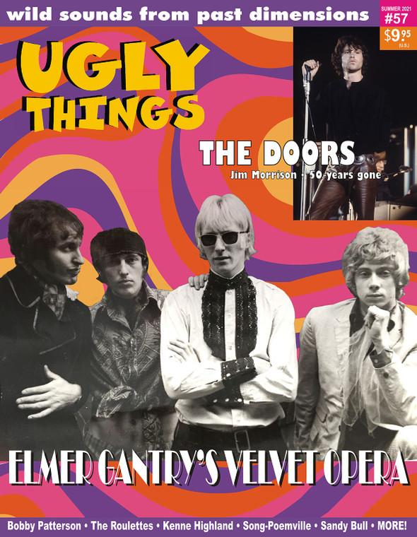 UGLY THINGS  - 57 - ELMER GANTRY  - BOOKS & MAGS