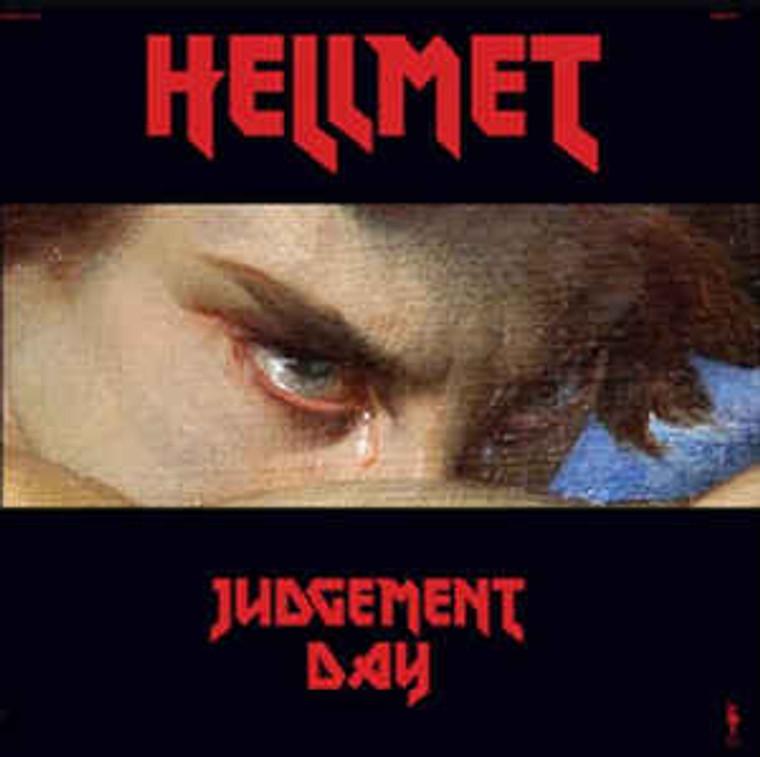 HELLMET   -Judgement Day (1970 proto metal)  LP